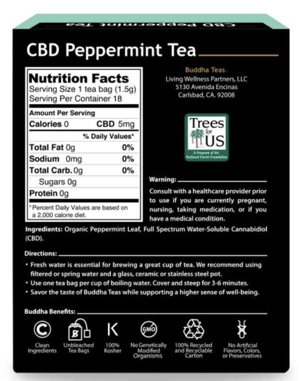 Buddha Teas | Peppermint